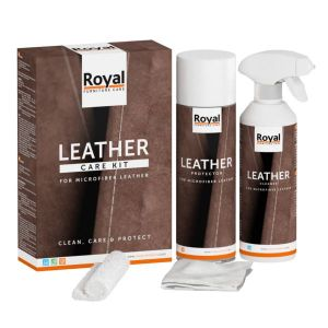 Microfibre Leather Care Kit