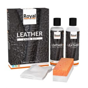 Leather Care Kit - Care & Protect- maxi 2 x 250 ml