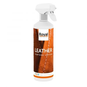 Leather Vintage Lotion 500 ml spray