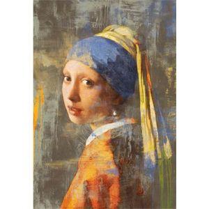 Vermeer Meisje+Parel 2.0