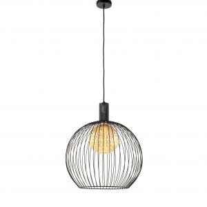 Feelings Hanglamp Wire Zwart 50cm