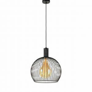 Feelings Hanglamp Wire Zwart 40cm